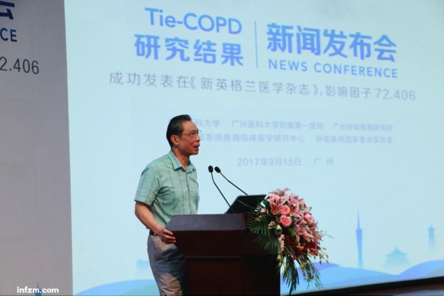 鐘南山團隊新發現:PM2.5污染直接影響人體肺功能